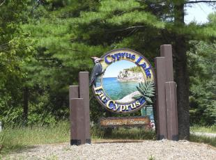 Cyprus Lake Campground