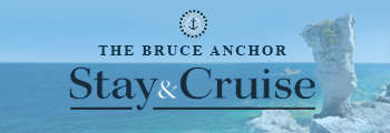 Bruce Anchor Motel & Cottages banner