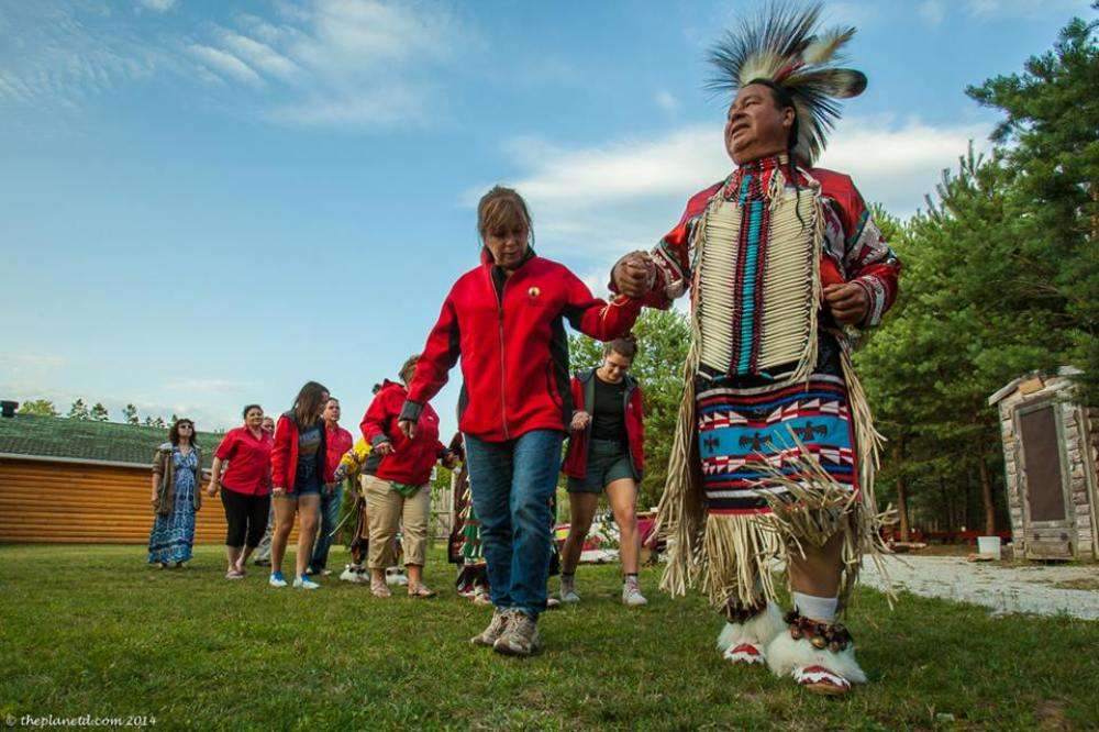 Dancing with First Nations